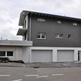 Wohn- und Gwerbehaus Sch'bach