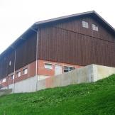 Stallneubau Vorderthal