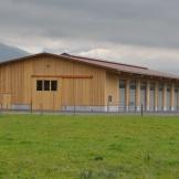 Wiederaufbau Genossengaden Tuggen