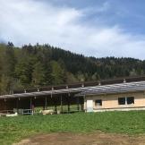 Neubau Stall Einsiedeln