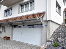 Garagenvordach